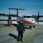 flying to northern quebec
