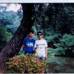 Baba and me